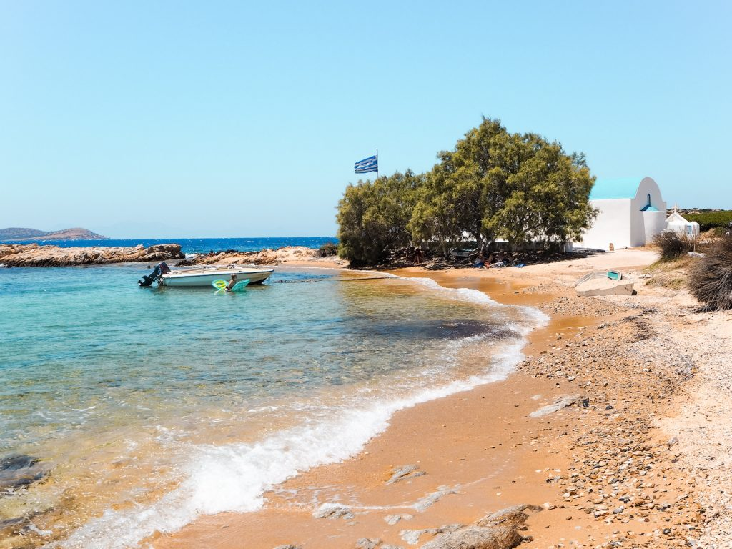 Saint George Beach