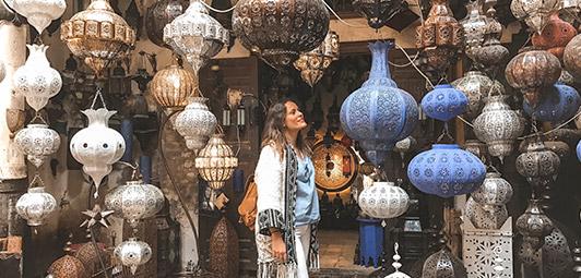 Marrakech en 4 días - 2017