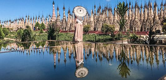 Myanmar en 18 días - 2017