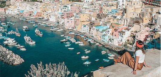 Nápoles, Ischia y Procida en 4 días - 2017