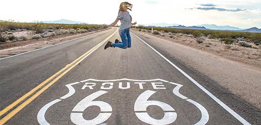 Ruta 66 - California en 20 días - 2015