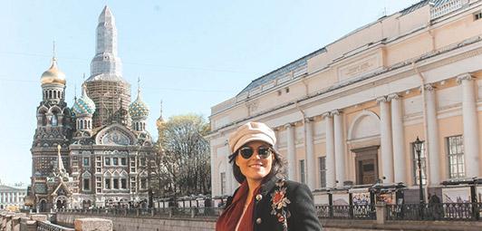 San Petersburgo en 4 días - 2018