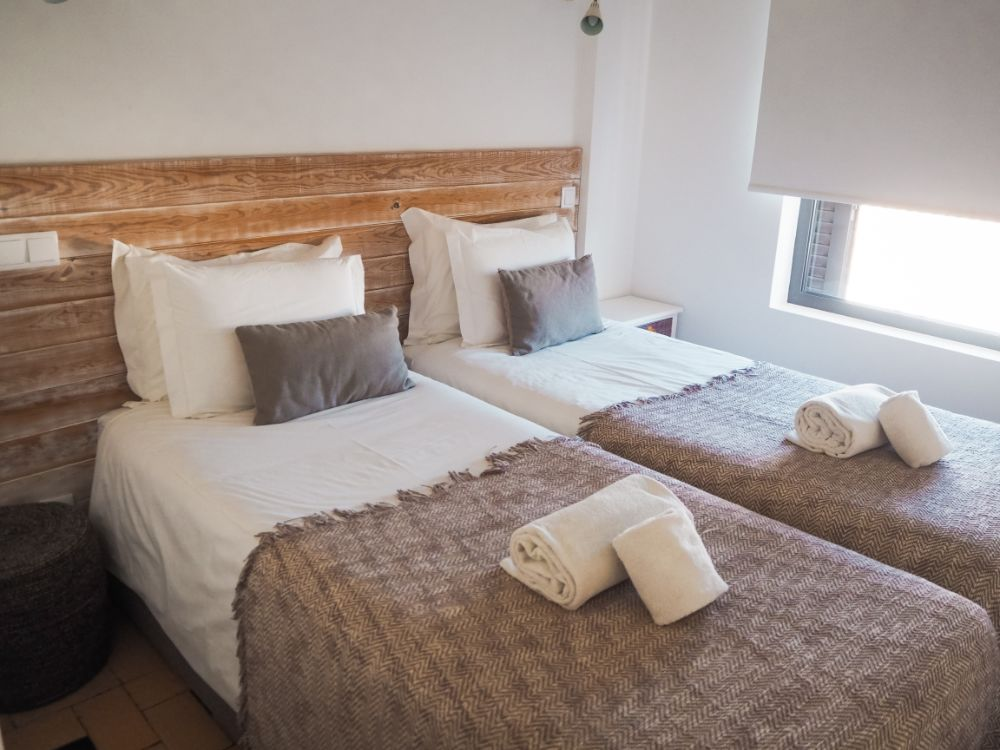 Donde alojarse en el Algarve
