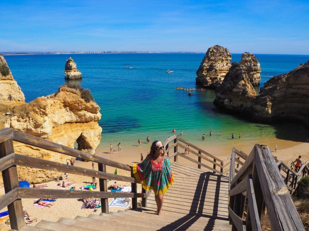Guía de viaje al Algarve