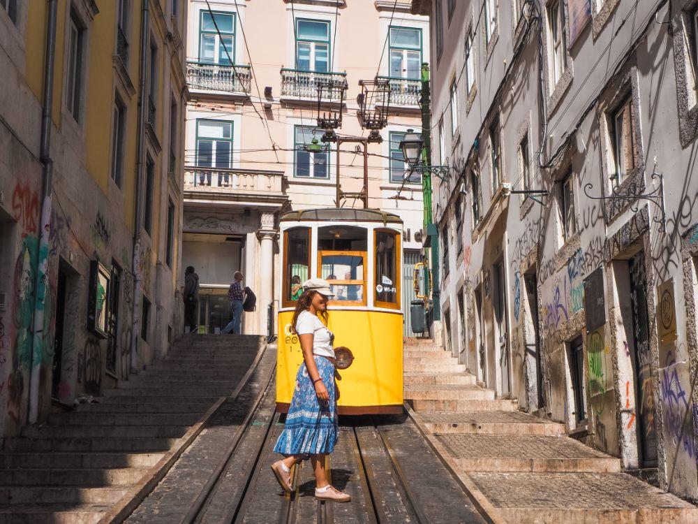 Preparativos de viaje a Lisboa