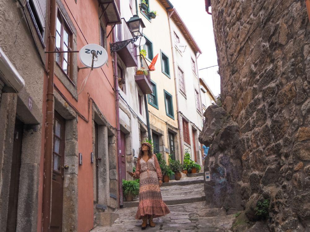Dónde alojarse en Oporto
