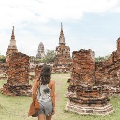 Ruta de viaje a Tailandia