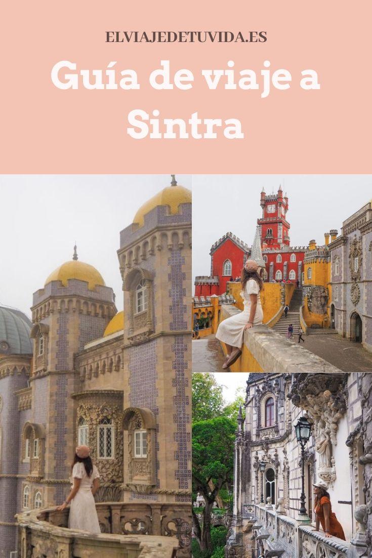 Preparativos de viaje a Sintra