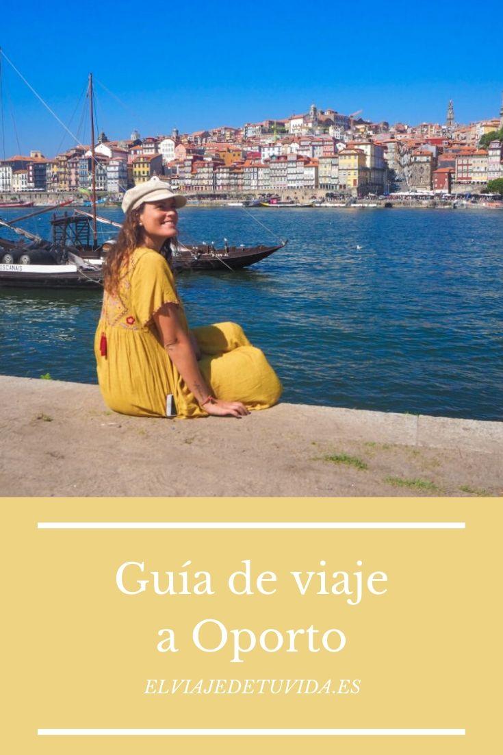 Preparativos de viaje a Oporto