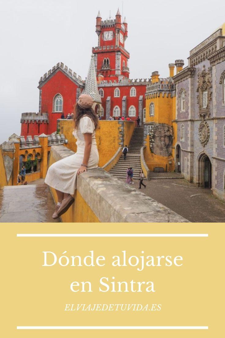 Dónde alojarse en Sintra