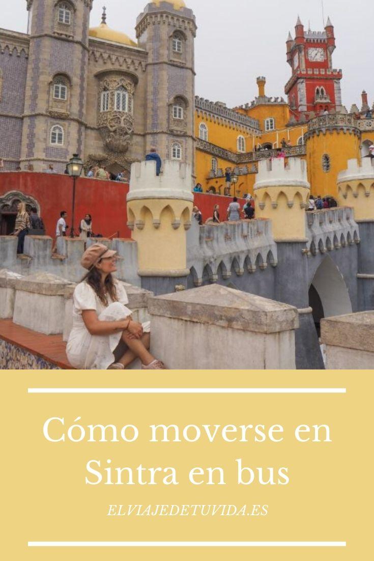 Cómo moverse en Sintra
