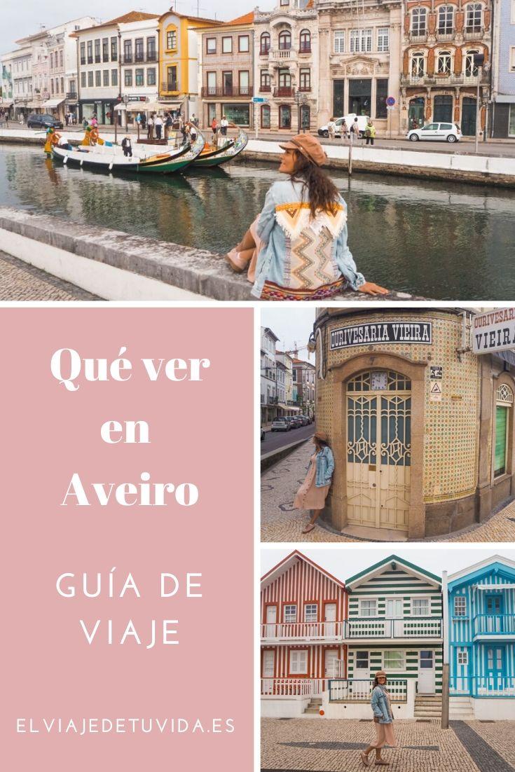Que ver en Aveiro