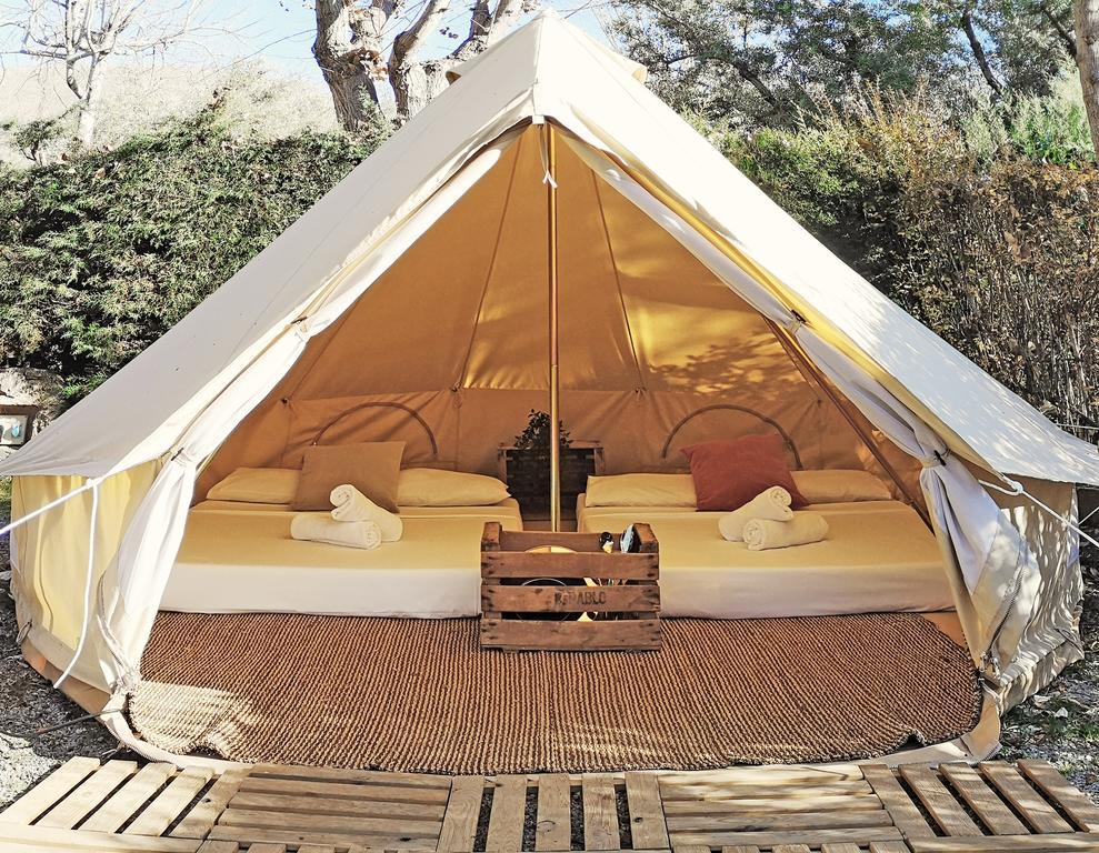Kampaoh Camping Tarifa