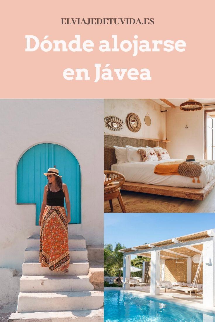 Dónde alojarse en Jávea
