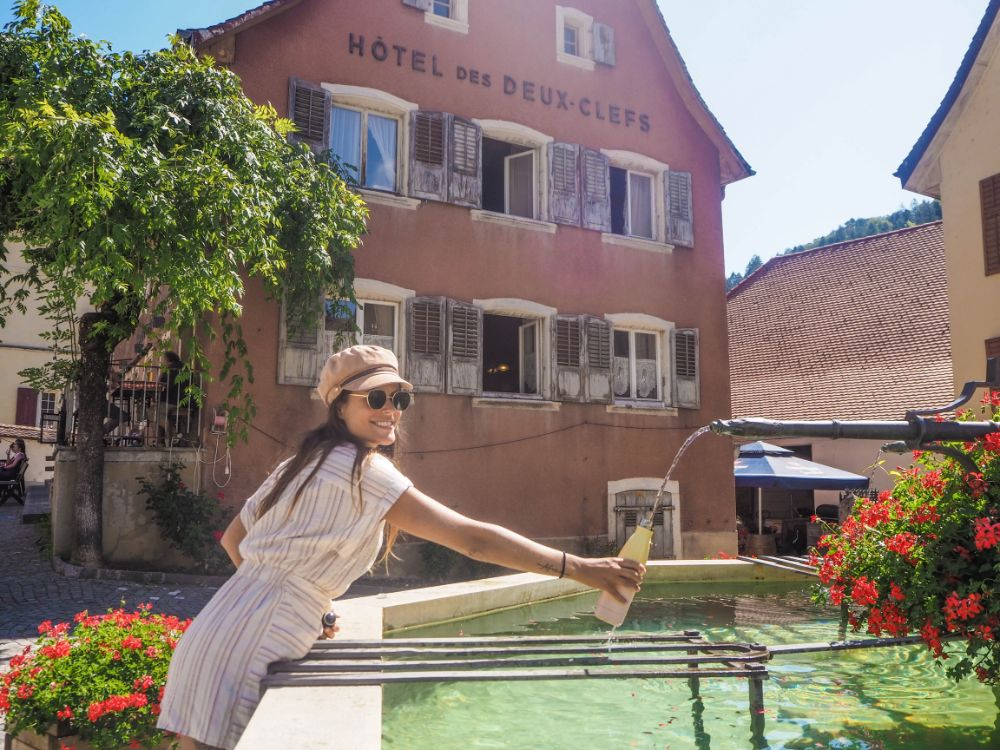 Cómo viajar barato en Suiza