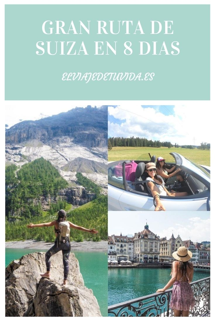 La Gran Ruta Suiza