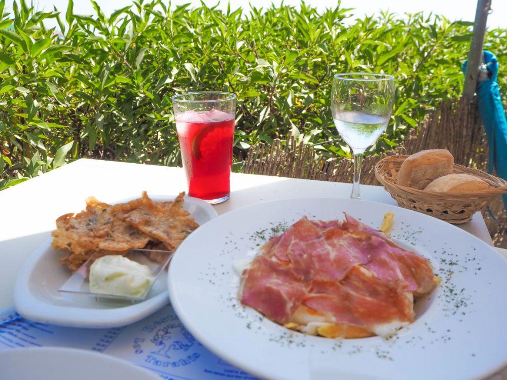 Donde comer en Cabo de Gata