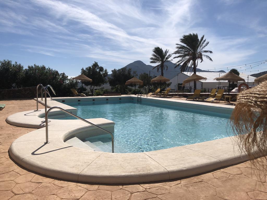 Donde alojarse en Cabo de Gata