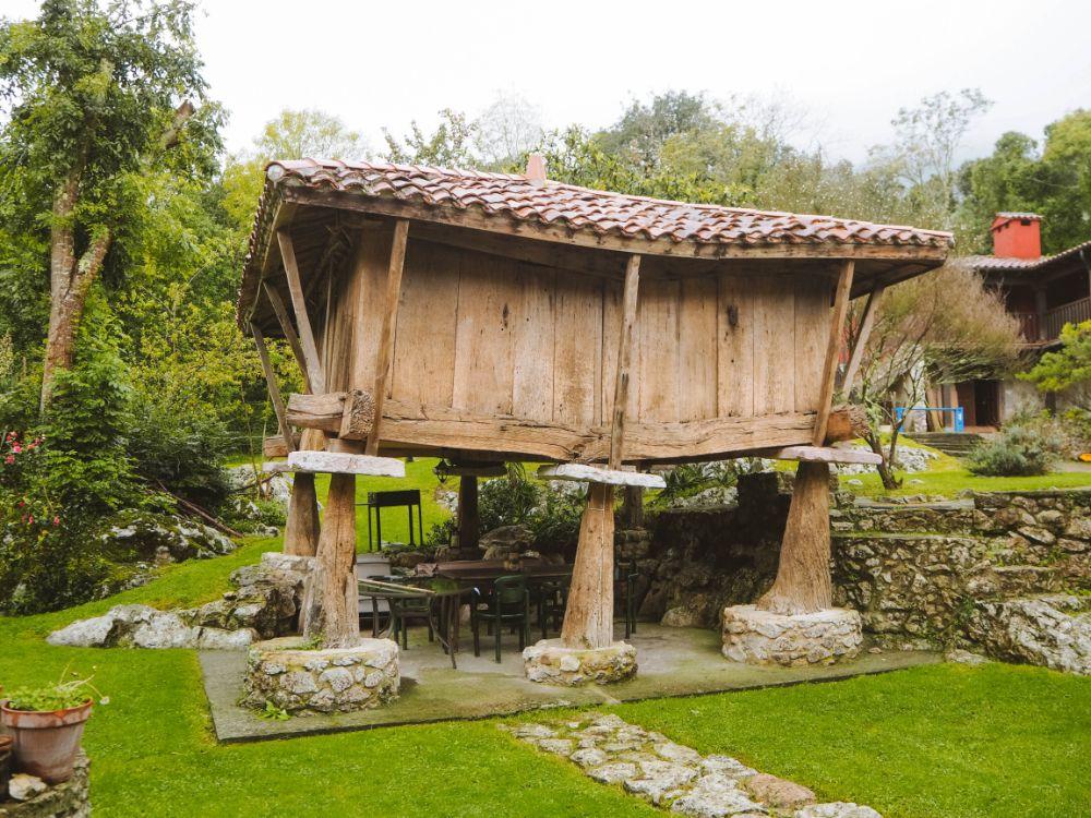 Donde alojarse en Asturias
