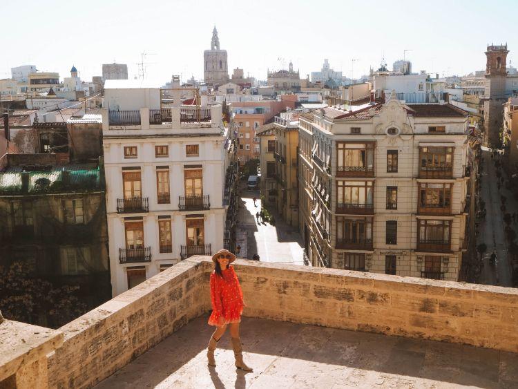Recorrido por el Carmen en Valencia