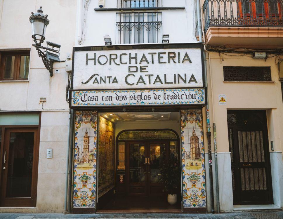 Las mejores orchatas de Valencia