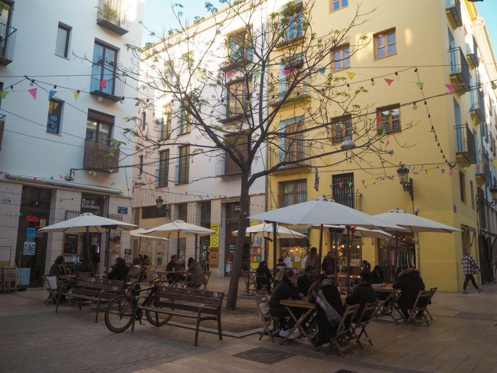 El Carmen en Valencia