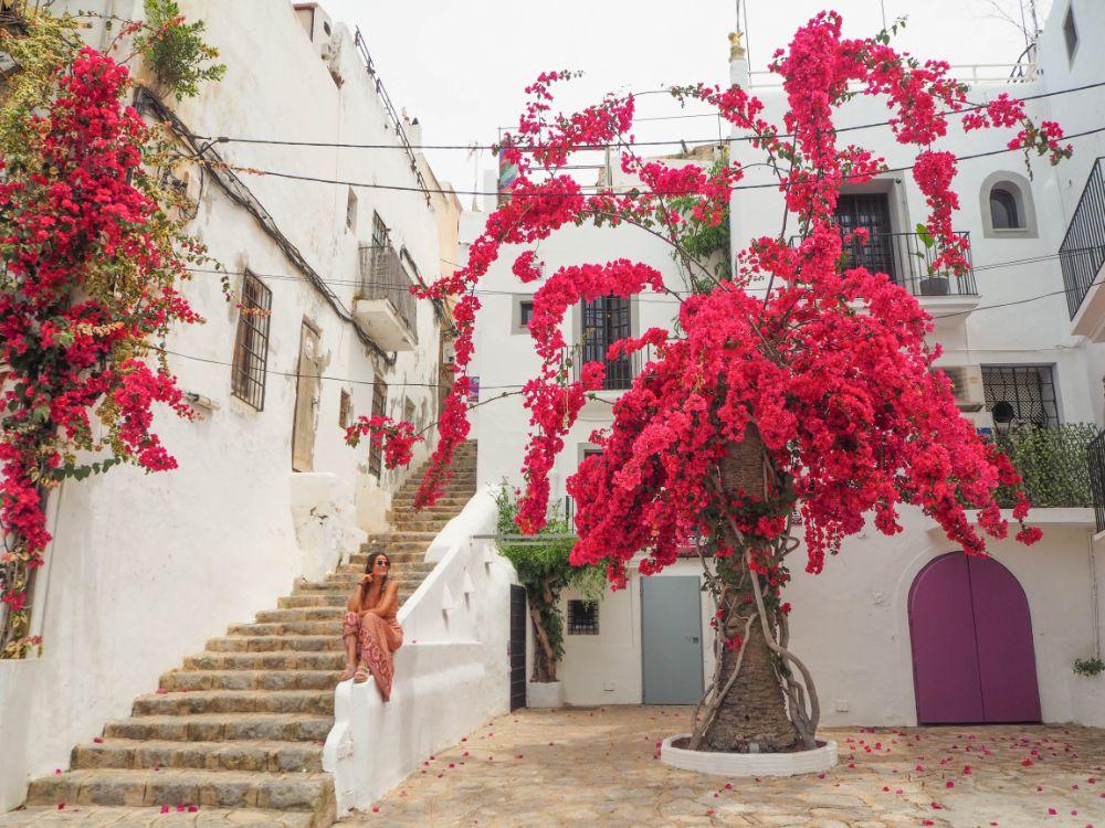 San Penya en Ibiza