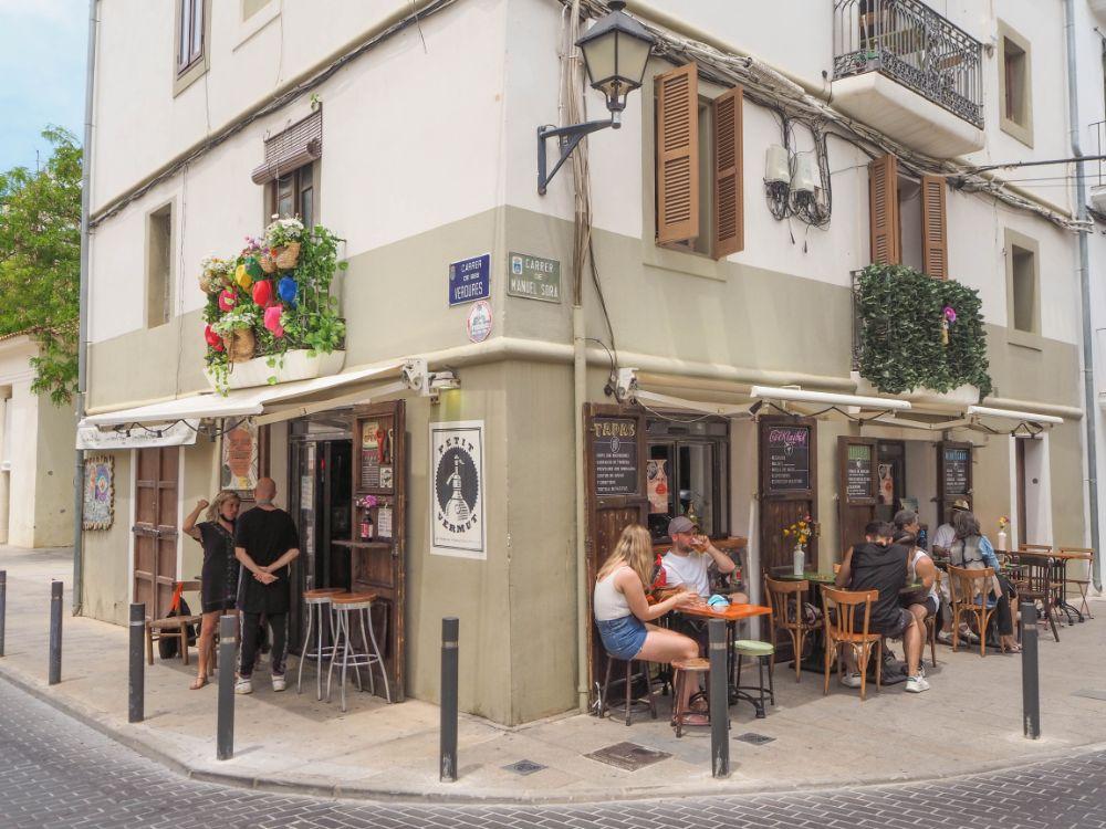 Sa Penya en Ibiza