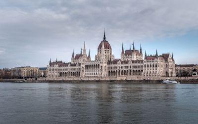 Budapest – Europa en Invierno 2019