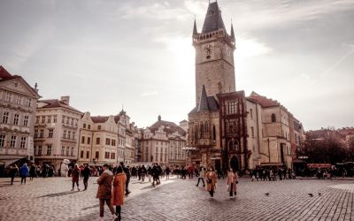 Praga – Europa en invierno 2019