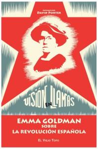 Visión en Llamas de Emma Goldman