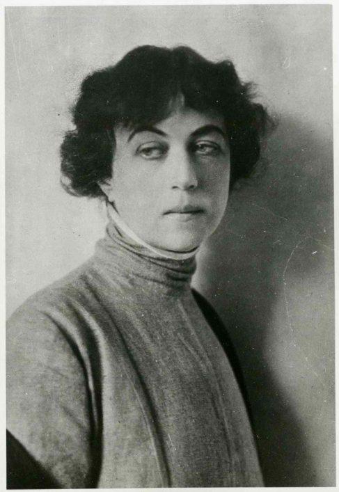 Aleksandra Kollontai una mujer revolucionaria