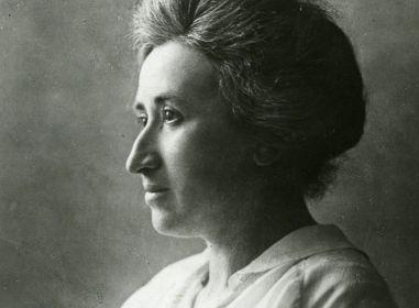 muerte Rosa Luxemburg