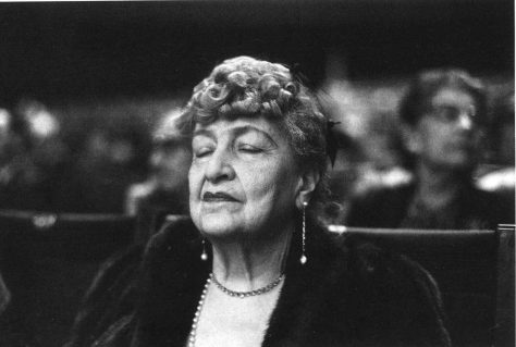 Alma Mahler, el fin de una época