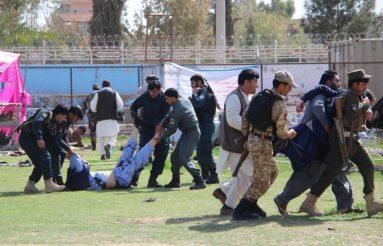 Nuevo auge movimiento talibán