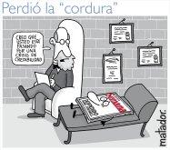 """Perdió la """"cordura"""" (Matador)"""
