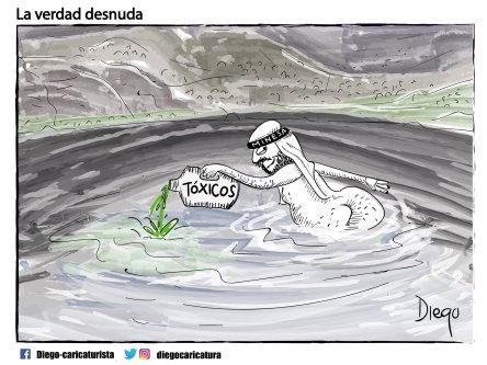 La verdad desnuda (Diego Caricatura)