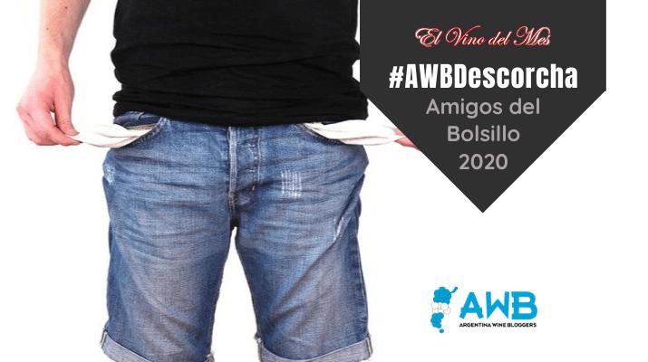 4 vinos Amigos del Bolsillo - AWBDescorcha AmigosDelBolsillo 2020