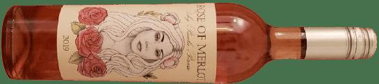Rosé of Merlot 2019 by Paula Perasso