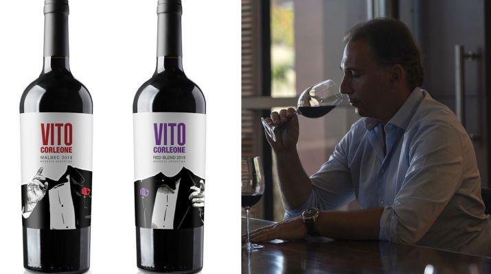 Vito Corleone Mastrantonio Wine