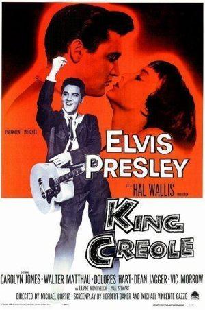 Elvis_Creole_poster