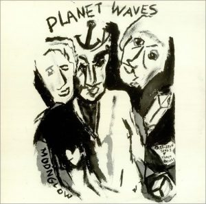 Original RIAA: front cover of Bob Dylan's PLANET WAVES album.