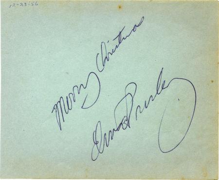 Image result for Elvis Presley, December 23