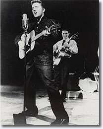 Image result for Elvis Presley, January 28, 1956