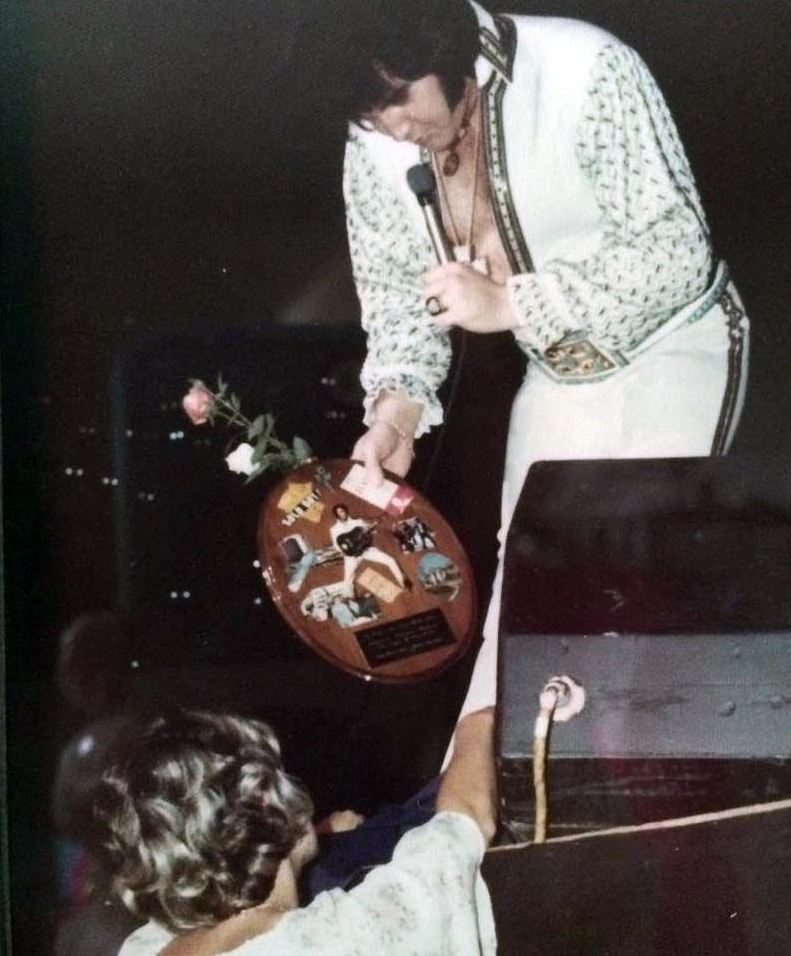 Image result for elvis presley May 27, 1976