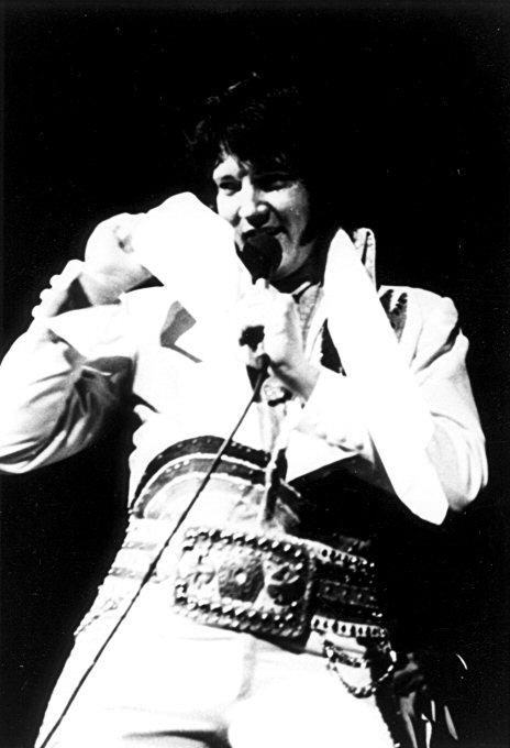 Image result for Elvis Presley, November 25, 1976