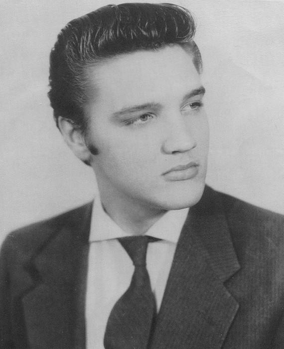Image result for Elvis Presley, december 27 1954
