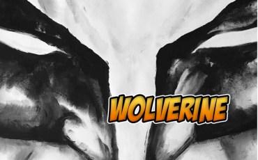 Wolverine dipinto senza pennello