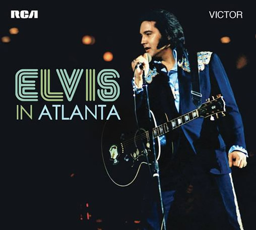 'Elvis In Atlanta' 2 CD soundboard from FTD.