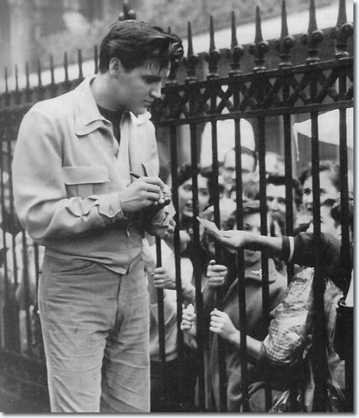 Image result for Elvis PResley January 5, 1958
